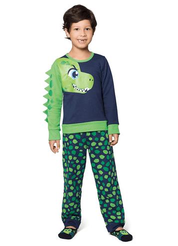 b30961ea653784 Infantil - Menino Pijamas Azuis – puket