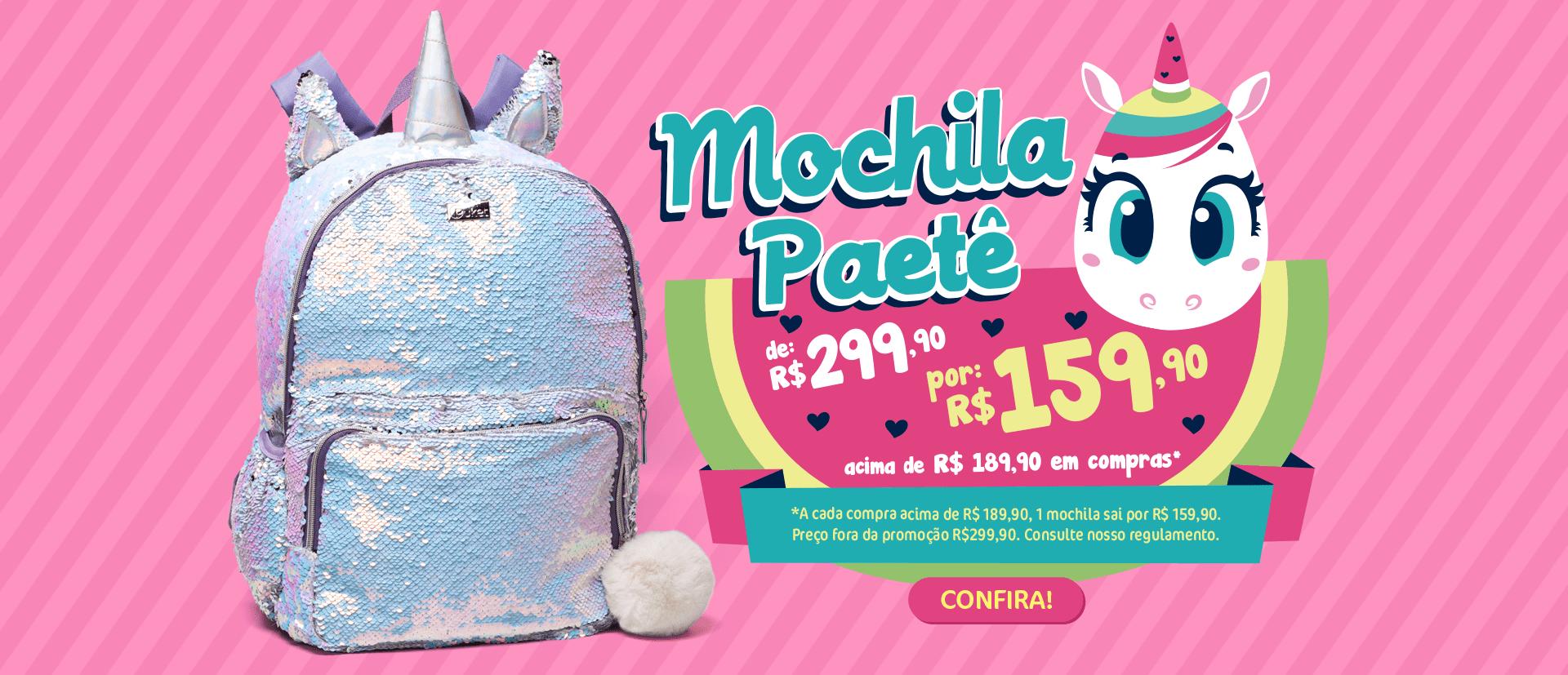BF-Mochila Paete