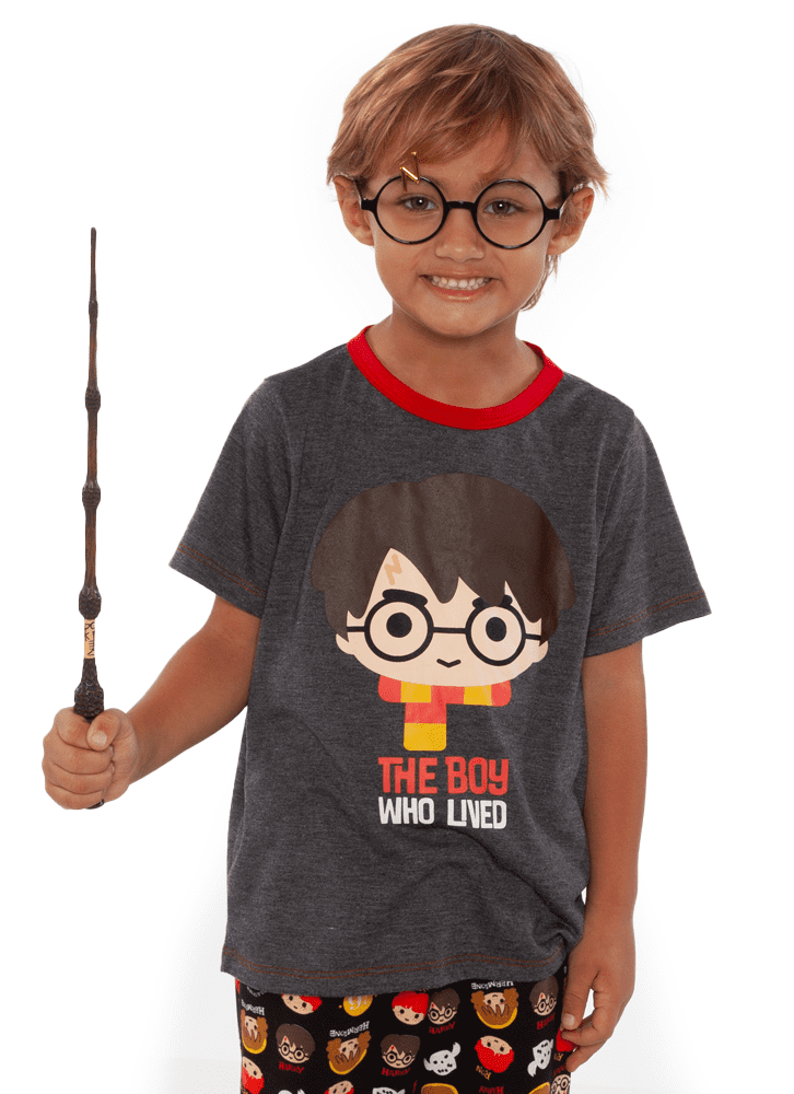 últimos lanzamientos llegando una gran variedad de modelos Pijama Manga Curta Masculino Harry Potter Kids