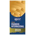 Franquia Internacional 2020