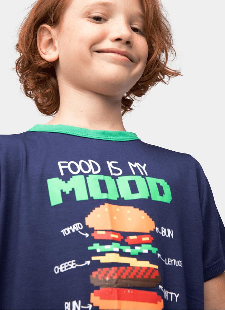 SHORT-DOLL-TEEN-VISCO-ECO-FOOD-PIXEL
