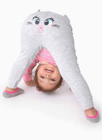 Pijama Manga Longa Ratinha Fada Baby