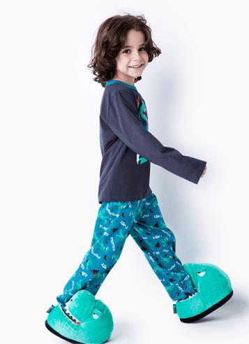 Pantufa-Infantil-Dino-Vulcao