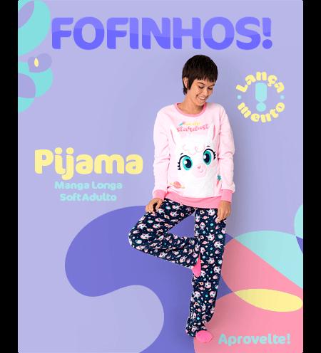 Pijama Soft Adulto
