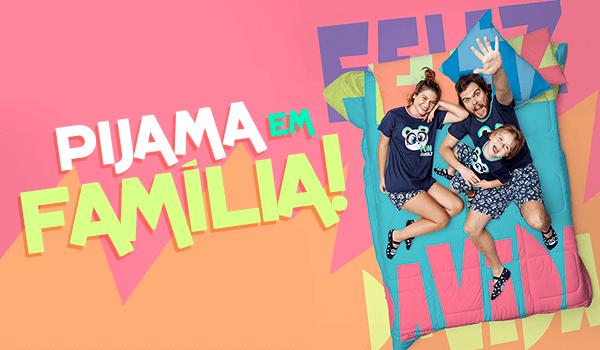 Banner B: Pijama em Família