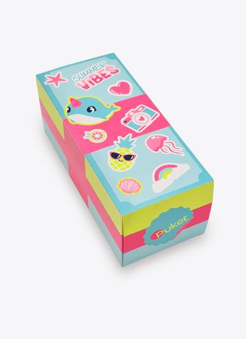 Caixa de Presente Menina