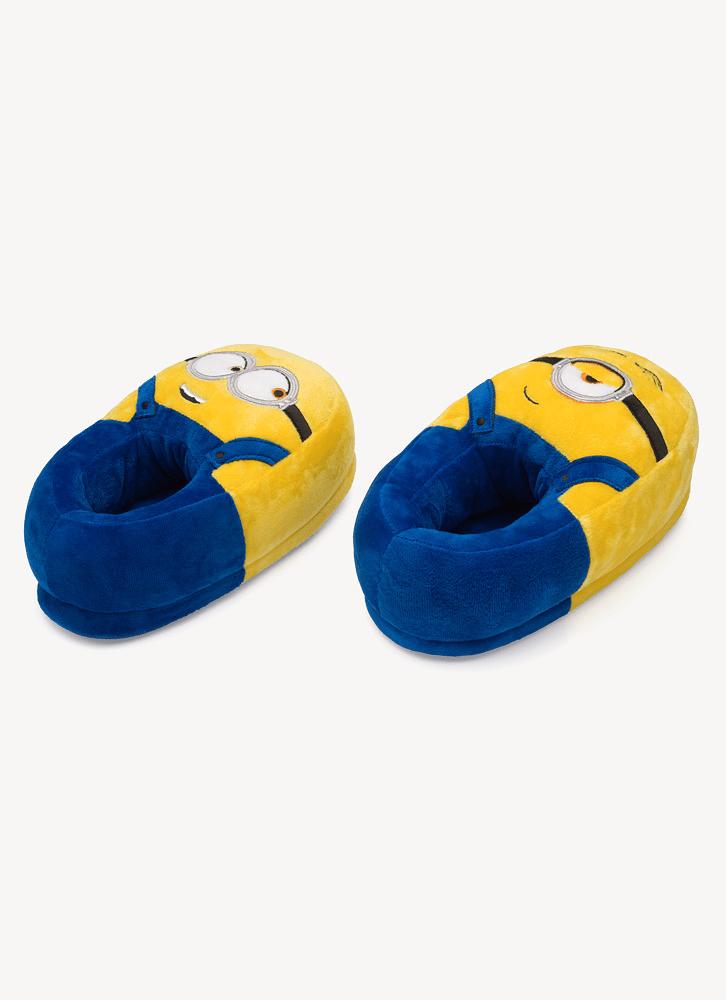 Pantufa Amarela e Azul Minions