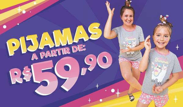 Banner A: Pijamas a partir de 59,90