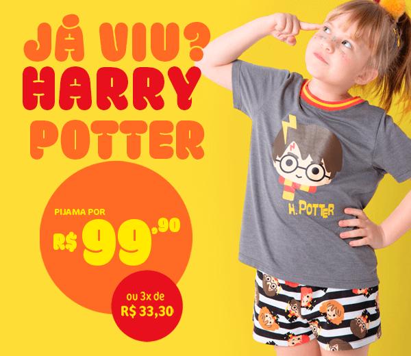 Banner B: Pijama Harry Potter por 99,90